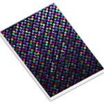 Polka Dot Sparkley Jewels 2 Large Memo Pads
