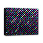 Polka Dot Sparkley Jewels 2 Deluxe Canvas 14  x 11