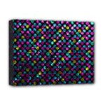 Polka Dot Sparkley Jewels 2 Deluxe Canvas 16  x 12