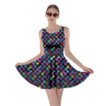 Polka Dot Sparkley Jewels 2 Skater Dresses
