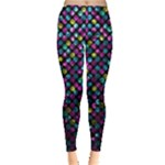 Polka Dot Sparkley Jewels 2 Women s Leggings