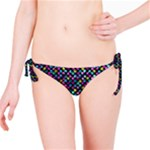 Polka Dot Sparkley Jewels 2 Bikini Bottoms