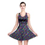 Polka Dot Sparkley Jewels 2 Reversible Skater Dresses
