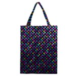 Polka Dot Sparkley Jewels 2 Classic Tote Bags