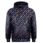 Polka Dot Sparkley Jewels 2 Men s Pullover Hoodies