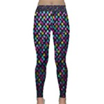 Polka Dot Sparkley Jewels 2 Yoga Leggings