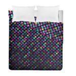Polka Dot Sparkley Jewels 2 Duvet Cover (Twin Size)