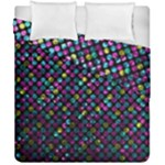 Polka Dot Sparkley Jewels 2 Duvet Cover (Double Size)