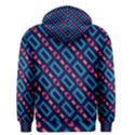 Rectangles and other shapes pattern Men s Pullover Hoodie View2