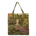 My Estate by Ave Hurley - Grocery Tote Bag