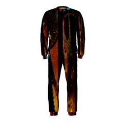 Colorful Space Needle Onepiece Jumpsuit (kids) by stineshop