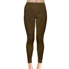 Reptile Skin Women s Leggings by trendistuff