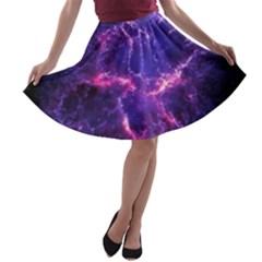 Pia17563 A Line Skater Skirt by trendistuff