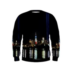 Manhattan 1 Boys  Sweatshirts by trendistuff