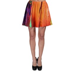 Reed Flute Caves 4 Skater Skirts by trendistuff