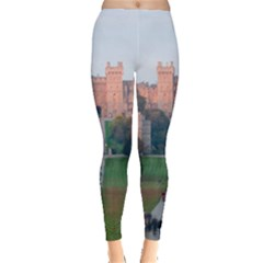 Windsor Castle Women s Leggings by trendistuff