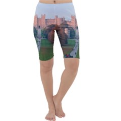 Windsor Castle Cropped Leggings by trendistuff