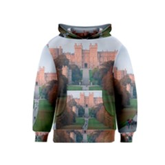 Windsor Castle Kid s Pullover Hoodies by trendistuff