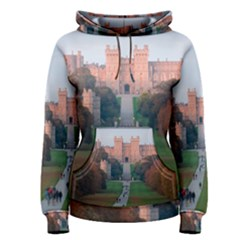 Windsor Castle Women s Pullover Hoodies by trendistuff