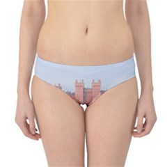 Windsor Castle Hipster Bikini Bottoms by trendistuff