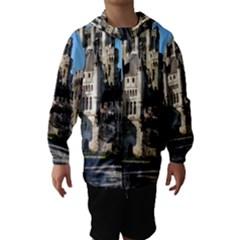 Butron Castle Hooded Wind Breaker (kids) by trendistuff
