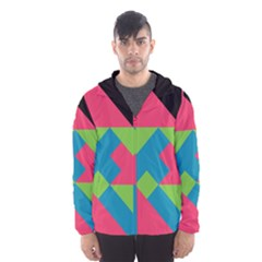 Angles Mesh Lined Wind Breaker (men) by LalyLauraFLM