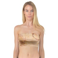 Stone Floor Marble Bandeau Top by essentialimage