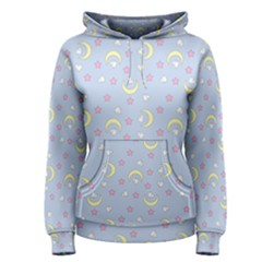 Sailor Moon Inspired Women s Pullover Hoodie by KateBee