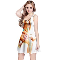 Indian 18 Reversible Sleeveless Dress by indianwarrior