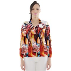 Indian 22 Wind Breaker (women)