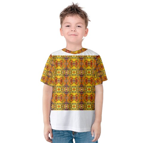 Roof Kid s Cotton Tee by MRTACPANS