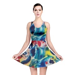 Colors Of The World Bighop Collection By Jandi Reversible Skater Dress by bighop