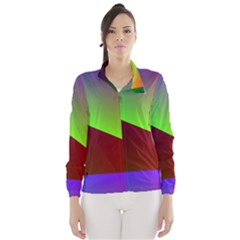 New 8 Wind Breaker (women) by timelessartoncanvas