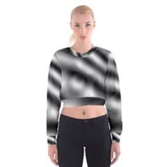 New 12 Women s Cropped Sweatshirt by timelessartoncanvas