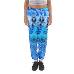 Medusa Metamorphosis Women s Jogger Sweatpants by icarusismartdesigns