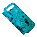 Blue Sensations (aquamarine) Samsung Galaxy S III Hardshell Case (PC+Silicone) View5