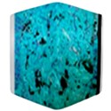 Blue Sensations (aquamarine) Apple iPad 3/4 Flip Case View4