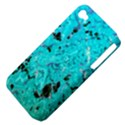 Blue Sensations (aquamarine) Apple iPhone 4/4S Hardshell Case (PC+Silicone) View4