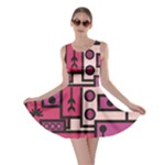 Modern BoreDoodle Skater Dress