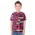 Modern BoreDoodle Kid s Cotton Tee