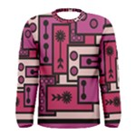 Modern BoreDoodle Men s Long Sleeve Tee