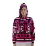 Modern BoreDoodle Hooded Wind Breaker (Women)