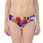 Winter Crystal Palace, Abstract Cosmic Dream (lake 12 15 13) 9900x7400 Smaller Hipster Bikini Bottoms