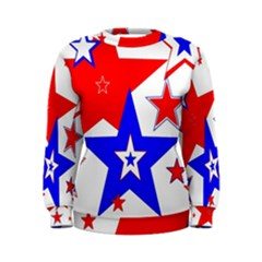 The Patriot 2 Women s Sweatshirt by SugaPlumsEmporium