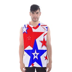 The Patriot 2 Men s Basketball Tank Top by SugaPlumsEmporium