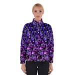 Blue purple Shattered Glass Winterwear