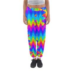 Amazing Acid Rainbow Women s Jogger Sweatpants by KirstenStar