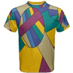 Unknown Abstract Modern Art By Eml180516 Men s Cotton Tee