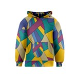 Unknown Abstract Modern Art By Eml180516 Kids  Pullover Hoodie
