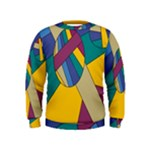 Unknown Abstract Modern Art By Eml180516 Kids  Sweatshirt